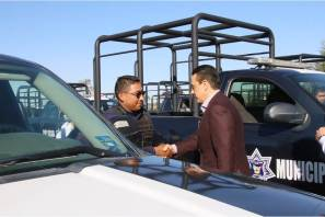 Refuerza Omar Fayad Estrategia Hidalgo Seguro, en beneficio de 61 municipios4