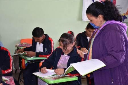 Se aplicará en Hidalgo evaluación del desempeño docente