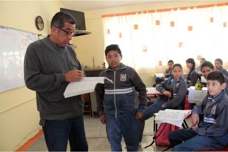 Se aplicará en Hidalgo evaluación del desempeño docente2