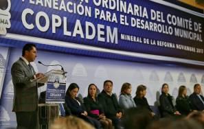 Sesión Ordinaria de COPLADEM en Mineral de la Reforma 2