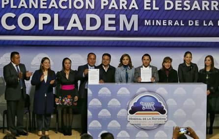 Sesión Ordinaria de COPLADEM en Mineral de la Reforma 3