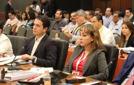 """SFP nombra a Citlali Jaramillo Ramírez, Secretaria de Contraloría del Estado de Hidalgo, Coordinadora Suplente """"A"""" de la CPCE-F"""