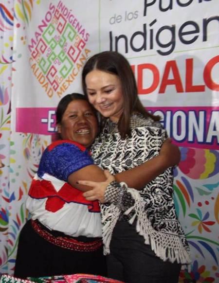 Todo un éxito la Expo de los Pueblos Indígenas Hidalgo; acudieron más de 19,000 visitantes