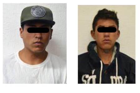 Vinculan a dos hombres por homicidio y asalto en OXXO
