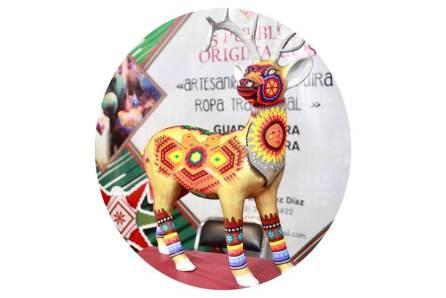 Visitantes nacionales y extranjeros disfrutan la 6ª Expo de los Pueblos Indígenas