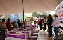350 familias tizayuquenses beneficiadas con el programa 5
