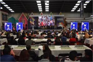 Actividad Ajedrecística internacional en Hidalgo
