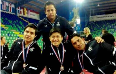 Alam González obtiene bronce en Parapanamericano de tenis de mesa