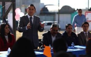 Alcalde de Mineral de la Reforma encabeza ceremonias de certificación como Comunidad Saludable 1