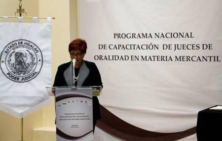 Arranca en Hidalgo capacitación a jueces en oralidad mercantil1
