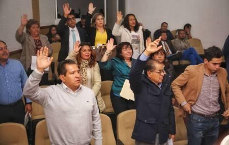 Ayuntamiento de Mineral de la Reforma aprueba Presupuesto de Egresos para 2018 2