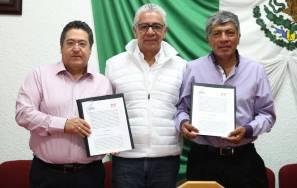 Ayuntamiento de Tizayuca e INFONAVIT firman convenio de colaboración2
