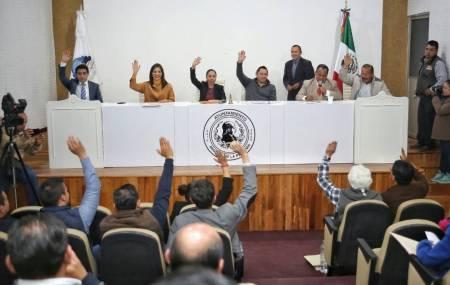 Cabildo de Mineral de la Reforma aprueba celebraciones a favor de la difusión 1