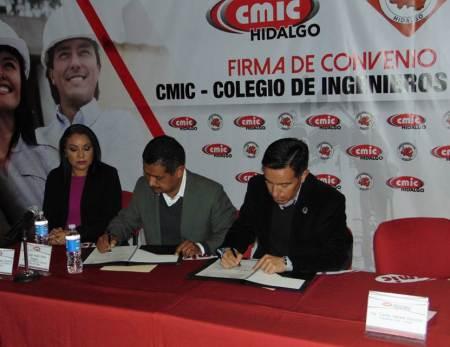 Colegio de Ingenieros Civiles y Cámara Mexicana de la construcción estrechan lazos de colaboración.jpg