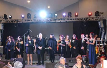 Con gran éxito realizan Cena baile a beneficio del Albergue del Hospital del Niño DIF1