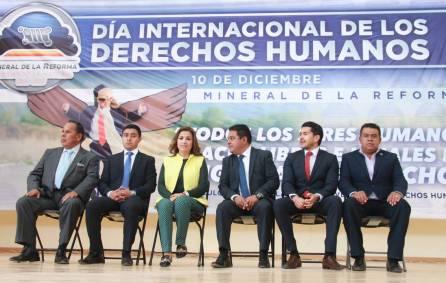Conmemora Mineral de la Reforma Día Internacional de los Derechos Humanos con conferencia de la CNDH1