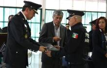 Conmemoran el Día del Policía en Tizayuca y entregan reconocimientos a policías destacados1