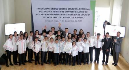 Cultura y arte, para transformar a Hidalgo9