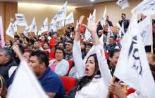 De cara al Proceso Electoral 2018, la CROC manifiesta apoyo al PRI2