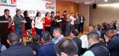De cara al Proceso Electoral 2018, la CROC manifiesta apoyo al PRI4