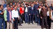 De cara al Proceso Electoral 2018, la CROC manifiesta apoyo al PRI5