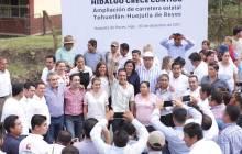 En caminos y carreteras, Hidalgo hace historia4