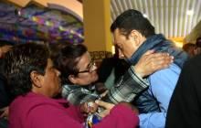 Familias de Tula y Huichapan disfrutan del encendido del árbol navideño8