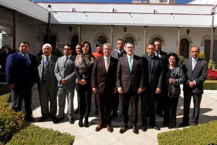 Firman UAEH-ISSSTE convenio de colaboración2