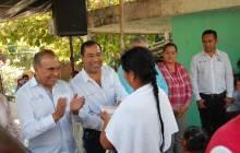 Gerente de Liconsa en Hidalgo realiza gira de trabajo en la Huasteca hidalguense 1