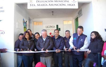 Gerente de Liconsa inaugura nuevo punto de venta en el municipio de Tulancingo1