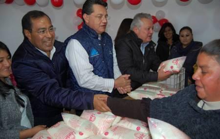 Gerente de Liconsa inaugura nuevo punto de venta en el municipio de Tulancingo2