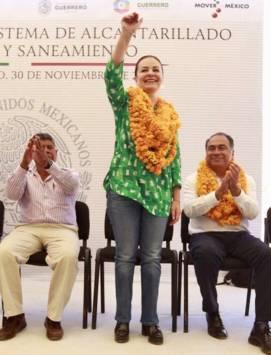 Inaugura Nuvia Mayorga Delgado y Héctor Astudillo Flores, Casa del Niño Indígena 4