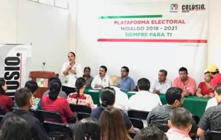 """Inicia PRI panel de trabajo para Plataforma Electoral 2018-2021 """"Siempre para ti""""1.jpg"""
