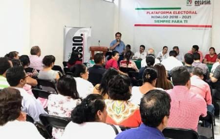 """Inicia PRI panel de trabajo para Plataforma Electoral 2018-2021 """"Siempre para ti""""2.jpg"""
