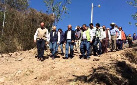 Inicia Sedesol construcción de plantas de aguas residuales en Chapantongo2