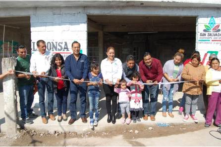 Liconsa abre establecimiento de venta en Cañada Grande, en San Salvador