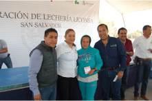 Liconsa abre establecimiento de venta en Cañada Grande, en San Salvador2