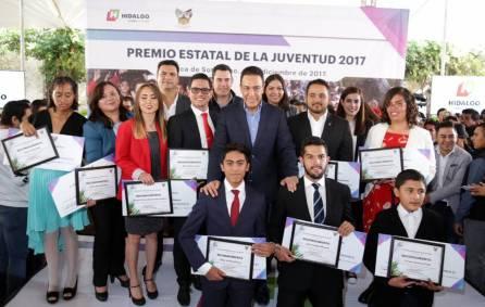 Los jóvenes, son el orgullo de Hidalgo1
