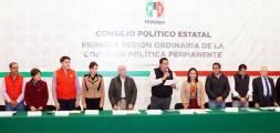 Los partidos políticos deben de estar a la altura de las exigencias de la población4