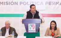 Los partidos políticos deben de estar a la altura de las exigencias de la población5
