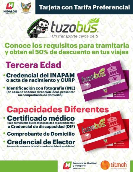 Mejora movilidad en el Tuzobús