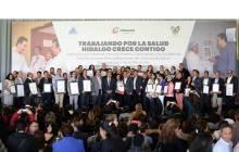 Meta cumplida en abasto de medicamentos en hospitales públicos de Hidalgo12