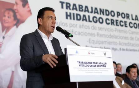 Meta cumplida en abasto de medicamentos en hospitales públicos de Hidalgo4