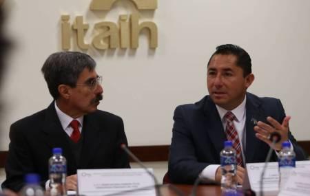 Mineral de la Reforma se fortalece en transparencia con firma de convenio con ITAIH 1