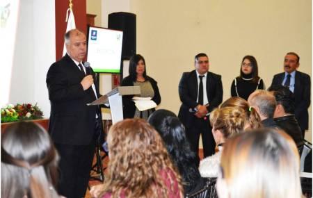 Mujeres Empresarias de Hidalgo reciben plática antiextorsión 2