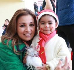 Niños del CAIC celebran la navidad con festival cultural en Mineral de la Reforma 4