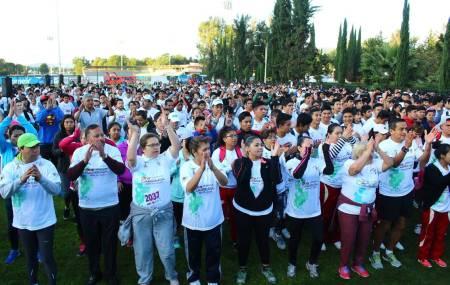 "Organiza voluntariado SEPH a Carrera Atlética ""Creando Esperanza"".jpg"