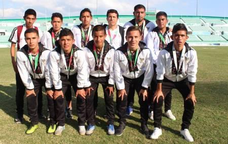 Plata para Hidalgo en futbol 6x6 en los Juegos Nacionales Populares