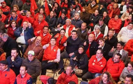 PRI Hidalgo se suma al proyecto de José Antonio Meade 3
