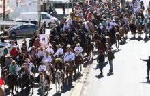 Primer Gran Cabalgata Felipe Ángeles reúne cientos de jinetes3